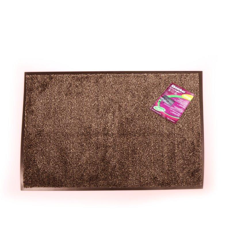 tapis d entr e paillasson tr s absorbant en microfibres. Black Bedroom Furniture Sets. Home Design Ideas