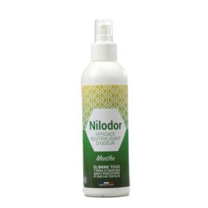 Destructeur d'odeur puissant Nilodor en spray