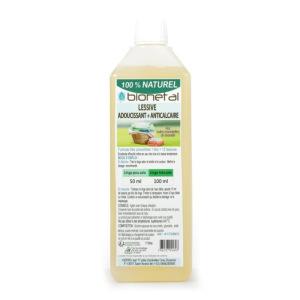 Lessive liquide anticalcaire écologique pour machine à laver