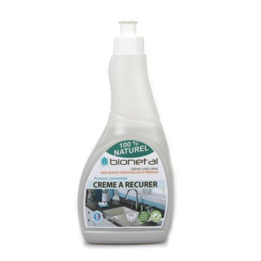 Crème à récurer écologique pour toutes surfaces