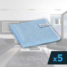 Pack de 5 microfibres multi-usages