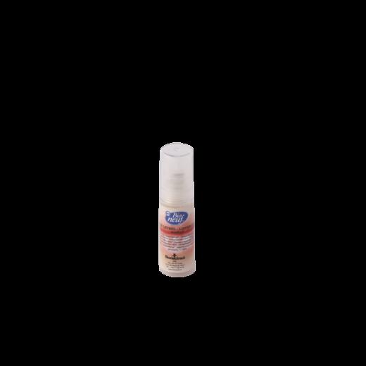 Soin pour lèvres contre les boutons de fièvre de Bio neuf