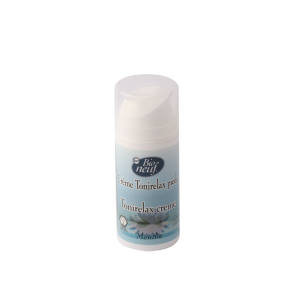 Crème Tonirelax pour les pieds de Bio neuf