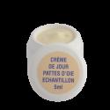 Échantillon crème Pattes d'oie contour des yeux 100% naturelle de Bio neuf