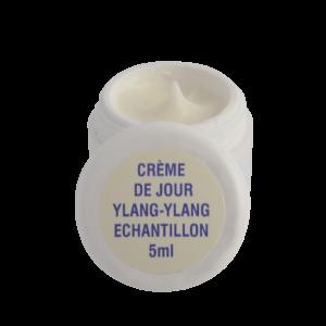 Échantillon crème de jour anti-rides Ylang Ylang de Bio neuf