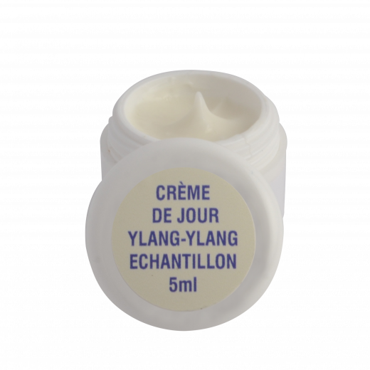 Crème de jour anti-rides Ylang Ylang de Bio neuf