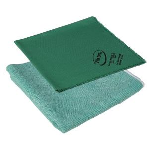 Microfibre Start kit 1 Vert - chiffon multiusage et lavette pour les vitres