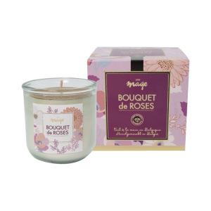 Bougie parfumée écologique de luxe à base de cire végétale (300 g) - Mage