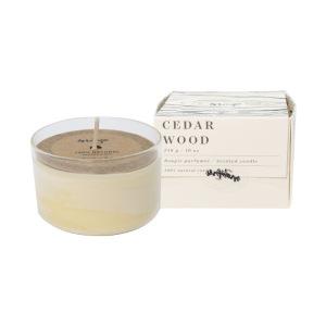 Bougie parfumée naturelle à base de cire végétale (160 g) - Mage