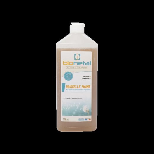 Liquide de vaisselle concentré écologique
