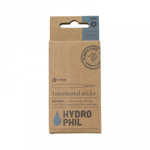 Brosses interdentaires durables Hydrophil