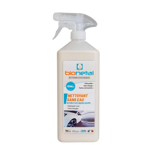 Produit nettoyant carrosserie – écologique et sans rinçage