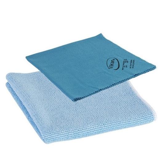 Microfiber Towel Kit: Starter Kit Includes Two ACTEX/Vikan's Microfiber Cloths