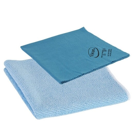 Starter Kit includes two ACTEX/Vikan\'s microfiber cloths