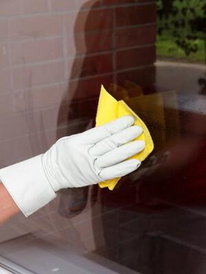 Laver ses vitres avec une microfibre for Bien nettoyer ses vitres