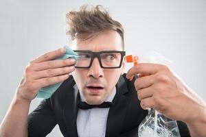 Comment nettoyer ses lunettes avec une microfibre de qualité professionnelle 4272fe1b007c