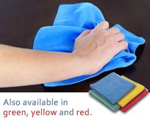 ACTEX/Vikan\'s multipurpose microfiber cloth